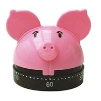 The Little Cook™ Pig Kitchen Timer at Sassafras Store