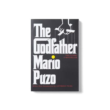Penguin Random House The Godfather | Bespoke Post