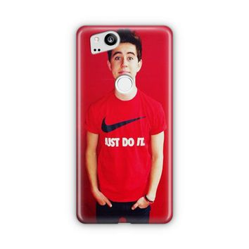Nash Grier And Cameron Dallas Cover Google Pixel 3 XL Case | Casefantasy