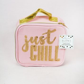 just chill lunch box