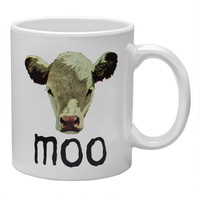 Moo Cow Coffee Mug