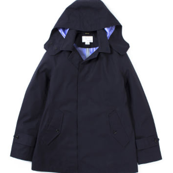nanamica / GORE-TEX® Short Soutien Collar Coat