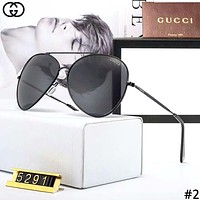 GUCCI Tide brand large frame driving polarized sunglasses #2