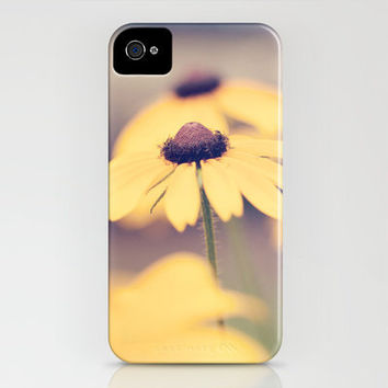 Black Eyed Susans iPhone Case by Erin Johnson | Society6
