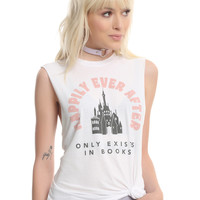 Disney Happily Ever After Girls Tank Top