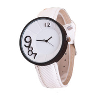 Fashion Womens Denim Strap Watches Girls Casual Sports Watch Best Christmas Gift