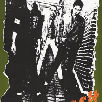 The Clash First Album XL Giant Poster 39x54