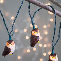 ModCloth Dorm Decor Owl Illuminate the Way Lights
