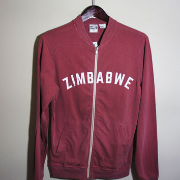 Zimbabwe Day Jacket (Made in America)