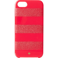 Kate Spade New York Jubliee Stripe Resin Phone Case for the iPhone 5 and 5s
