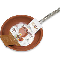 Non-stick Copper Frying Pan with Ceramic Coating and Induction cooking,Oven & Dishwasher safe 10 Inches