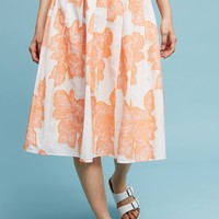 Sunrise Floral Skirt