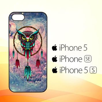 DREAM CATCHER THE OWL V1858  iPhone 5|5S|SE Case
