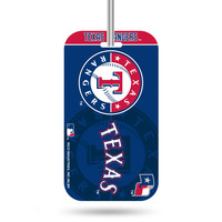 Texas Rangers Luggage Tag