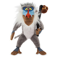 Disney Store The Lion King Rafiki Plush Medium 15'' New With Tags