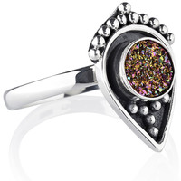 Darkest Secrets Multi Druzy Ring – Shop Dixi