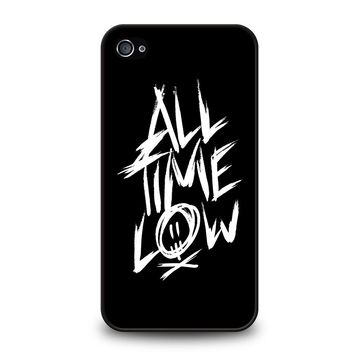 ALL TIME LOW LOGO iPhone 4 / 4S Case