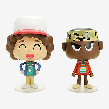 Funko Stranger Things Vynl. Dustin & Lucas Vinyl Figures
