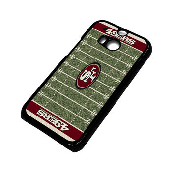 SAN FRANCISCO 49ERS 1 HTC One M8 Case Cover