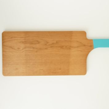 Large Cherry Wood Serving + Chopping Board