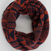 Knox Tribal Loop Scarf