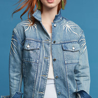 Sunburst Denim Jacket
