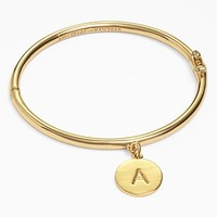 kate spade new york 'one in a million' initial charm bracelet