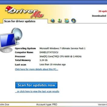Drivermax pro serial Download + Key