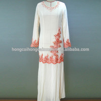 Y279 Long Sleeve White Kaftan Indian Dress - Buy Kaftan Indian,Long White Kaftan,Kaftan Dress Product on Alibaba.com