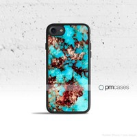 Turquoise Stone *Design Case Cover for Apple iPhone & iPod Touch