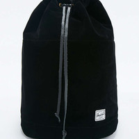 Herschel Supply co. Hanson Black Velvet Backpack - Urban Outfitters