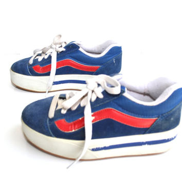Best Vintage Vans Shoes Products on Wanelo