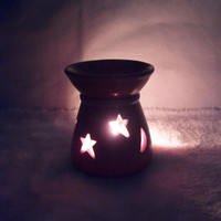 Creative Pottery Set Lights Home Decoration Candle Stand [6034200001]