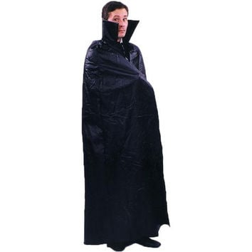Costume Accessory: Dracula Cape - Leather Like