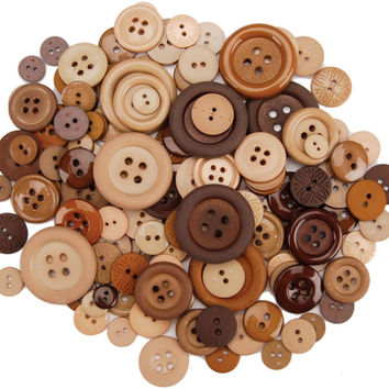 dress it up button super value packs-biscotti