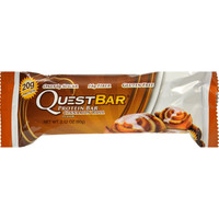 Quest Bar - Cinnamon Roll - 2.12 oz - Case of 12