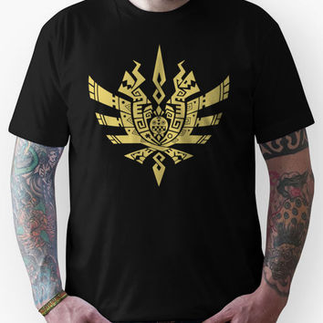 Monster Hunter 4 Logo Unisex T-Shirt