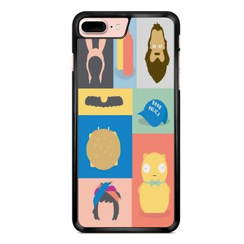 Tina Bob Burgers iPhone 7 Plus Case