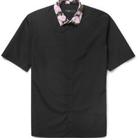 Givenchy - Roses-Print Short-Sleeved Shirt | MR PORTER