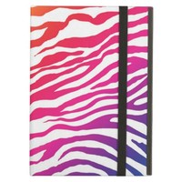 Rainbow Stripes iPad Air Covers