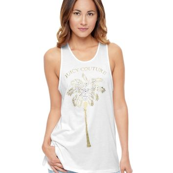Embellished Palm Tank by Juicy Couture