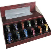 Colorful Prose Calligraphy Ink Set