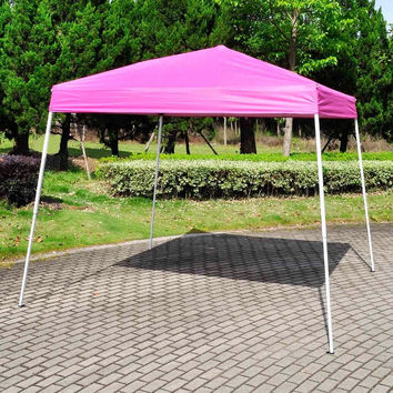 8'X8 Slant leg Pop Up Tent