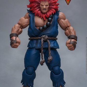 Akuma - 1/12 Scale Figure - Street Fighter V