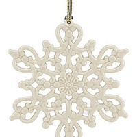 Lenox 2012 Snow Fantasies Snowflake Ornament