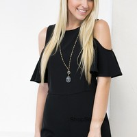 Night Out Romper
