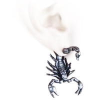 Alchemy Gothic Serket Scorpion Earring Penny Dreadful