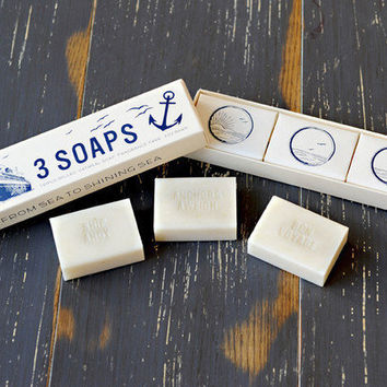 lamb â?? izola maritime soap set