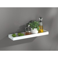 "Loggia Shelf with Rim - White 24"": Target"