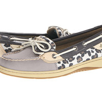 Sperry Top-Sider Angelfish Navy Leather/Gold Open Mesh - Zappos.com Free Shipping BOTH Ways